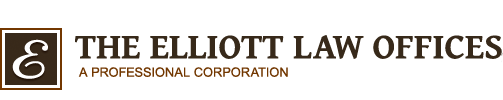 The Elliott Law Offices, A Professional Corporation Header Logo